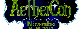 AetherCON Virtual Online Science Fiction and Fantasy Gaming Convention